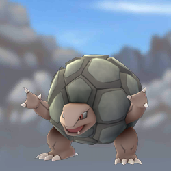 Golem in Pokemon Go